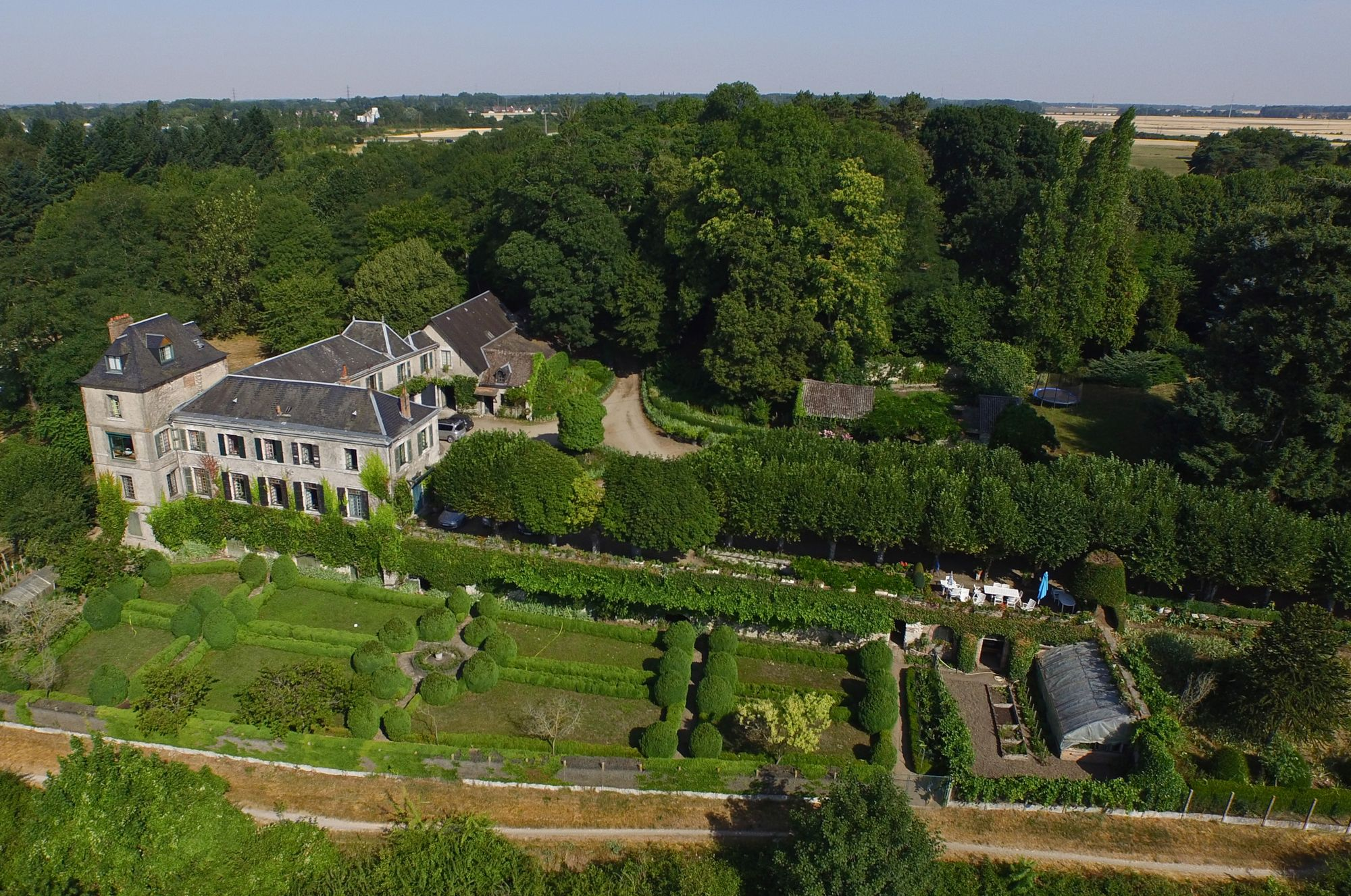 La MOUCHE chambres d h´tes dans le Val de Loire